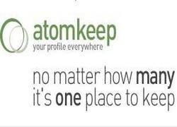 Atomkeep: синхронизация профилей социальных сайтов