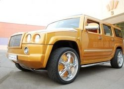 Совместное творение Bentley и Hummer