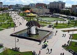 В Тюмени похитили полутораметровый ключ от города