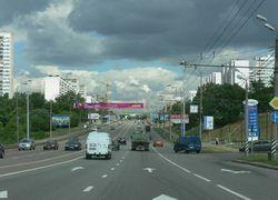 Мичуринский проспект планируется расширить до конца лета