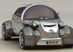 Каким мог бы быть новый Citroen 2CV