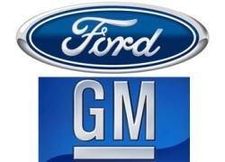 Ford и GM помогут друг другу выжить