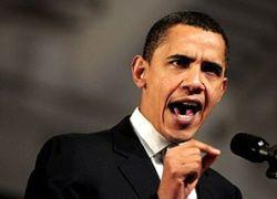 Бараку Обаме преподнесли неприятный сюрприз