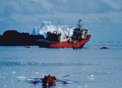 Уго Чавес начал искать нефть в Антарктиде