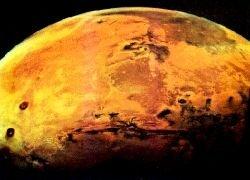 В почве Марса обнаружено вещество, исключающее развитие жизни
