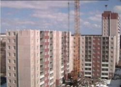 Объем строящегося жилья в России схож с временами СССР