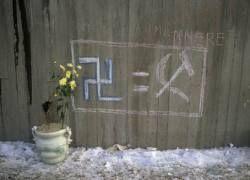 Министр обороны Эстонии: фашизм=коммунизм