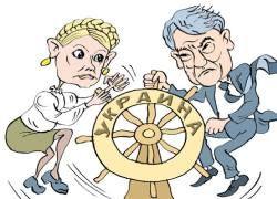 "\""Карикатурный\"" скандал на Украине"