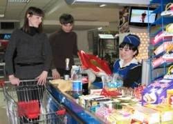 Как я работала продавцом в супермаркете. Часть II