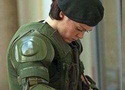 Немецкую полицию одели в пуленепробиваемые лифчики