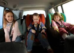 Поездка с семьей на авто – сложное психологическое испытание