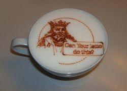 Latte Art – искусство для любителей кофе
