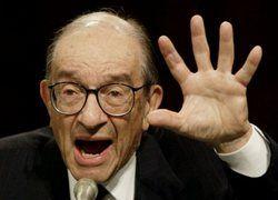 Алан Гринспен: американским банкам грозит дефолт