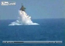 Запуск самолета с подводной лодки в погруженном состоянии