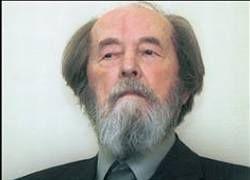 Путин поручил Фурсенко увековечить имя Солженицына