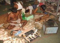 Обувное производство в Индии