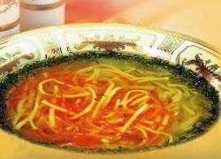 В Японии туристам предлагают поплавать в супе