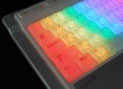 Luxeed - клавиатура с динамической подсветкой