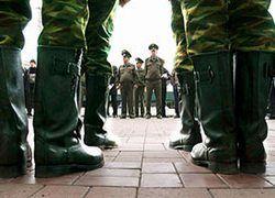Армия хочет избавиться от условно осужденных офицеров и контрактников
