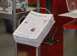 Печатные СМИ воюют за место под солнцем