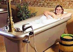 Пивные ванны приобретают все большую популярность