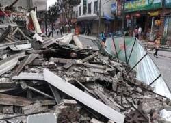 Новое землетрясение в Китае разрушило почти 3 тысячи домов