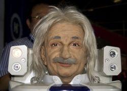 Albert Hubo: робот-Эйнштейн