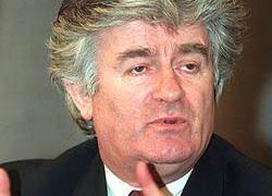 За помощь в поимке Караджича выплачены $5 миллионов