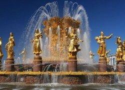 В честь каждого олимпийца, взявшего золото, в Москве назовут фонтан