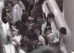 ЧП в токийском метро