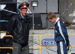 Россияне стали еще хуже относиться к милиции и ГИБДД