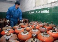"В Украине началась \""газовая\"" забастовка"