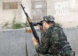 Грузия обстреливает Южную Осетию, есть убитые и раненые