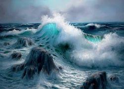 Электричество из моря сможет заменить дюжину АЭС
