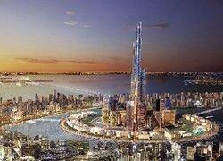 Кувейт свяжет километровый небоскреб с половиной континента