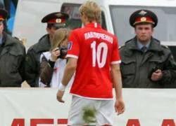 Павлюченко выгонят из «Спартака» через две недели