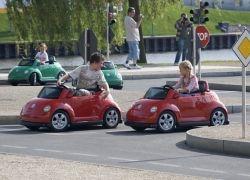 Autostadt - город машин