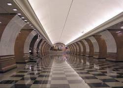 В Московском метрополитене появились первые экспресс-кассы