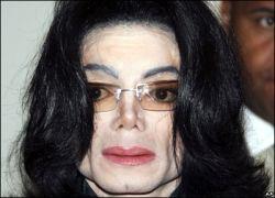 Как при помощи грима превратиться в Майкла Джексона?