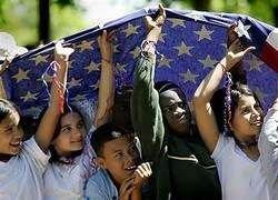 Нацменьшинства стали большинством среди молодых американцев