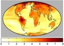 Британский эколог предрек катастрофическое потепление