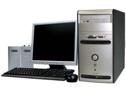 Компьютер без клавиатуры и монитора