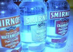 Водка оказалась самым популярным крепким напитком 2007 года