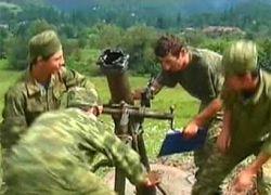 Абхазия перемещает войска к границе с Грузией