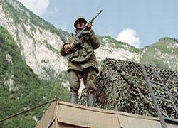 Грузинские войска, возможно, взяли Цхинвали
