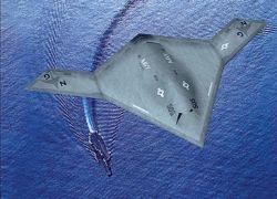 Американцы создают самолет-робот для полетов с авианосцев