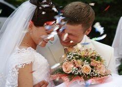 Москва охвачена свадебной лихорадкой
