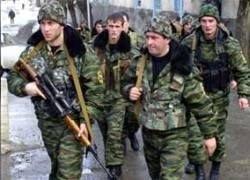 Группировка 58-й армии РФ пыталась прорваться в Южную Осетию