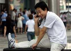 Мобильный телефон снимет барьер общения на Олимпийских играх