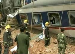 Железнодорожная катастрофа в Чехии: сотни пострадавших